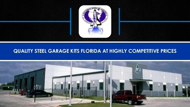 Quality Metal Garage : Quality steel garage kits florida at highly competitive prices