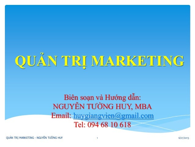 Quan tri-marketing-chuong-2