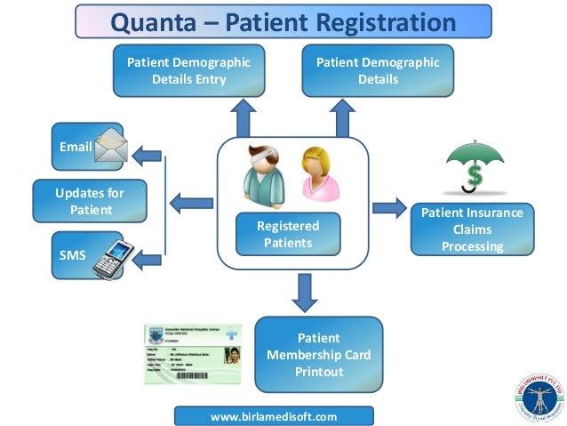 Ppt Hospital Management System Quanta His