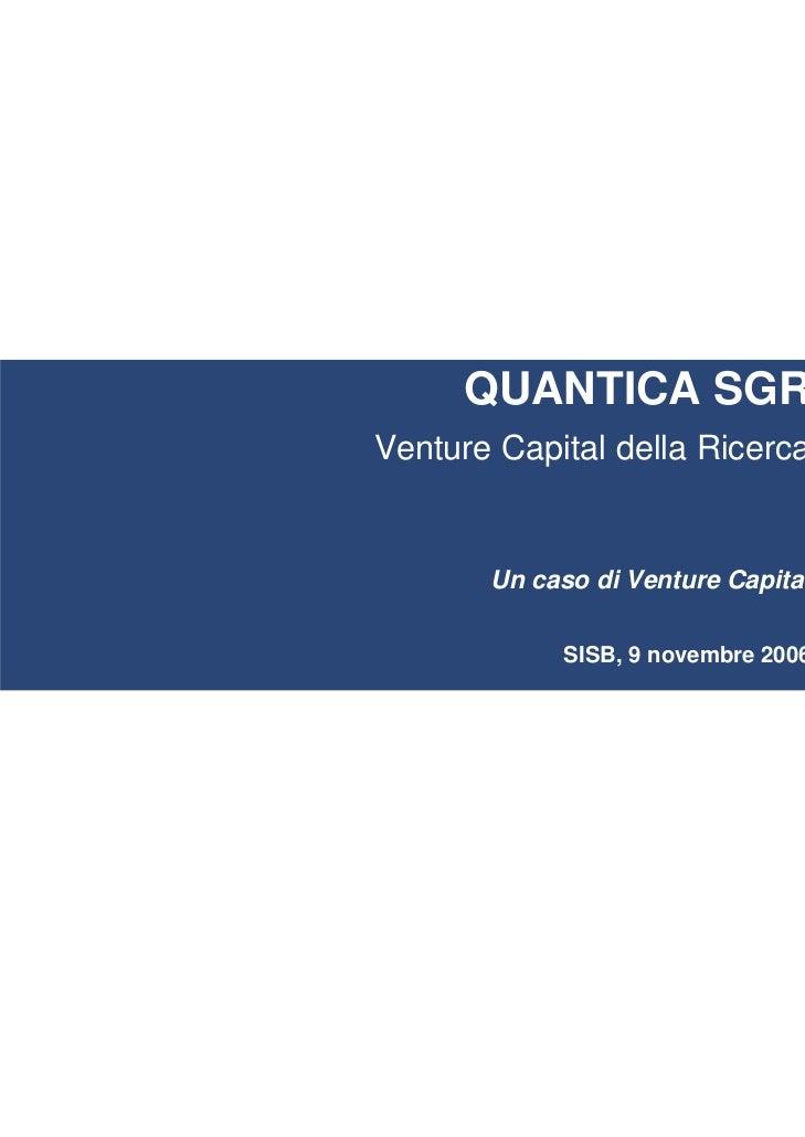 Quantica sem venture_capital_9-11-07