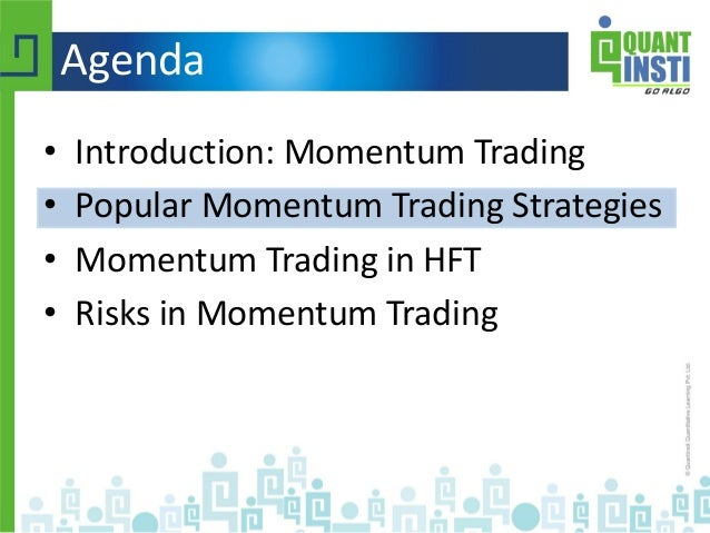 Best momentum trading strategies