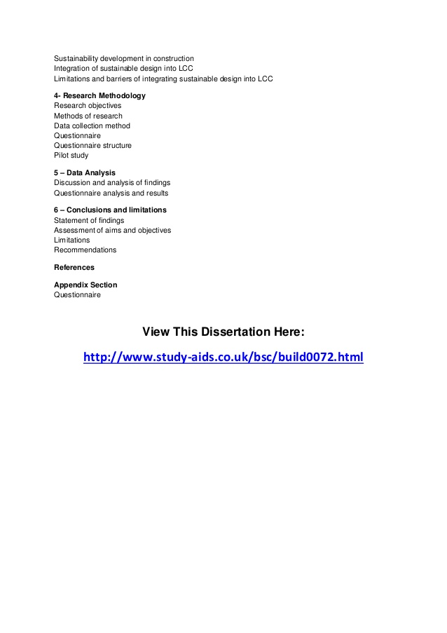 umi dissertations online