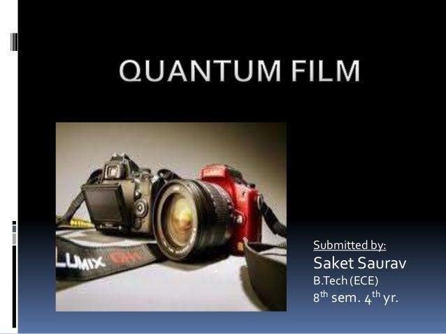 Submitted by:  Saket Saurav B.Tech (ECE) 8th sem. 4th yr.