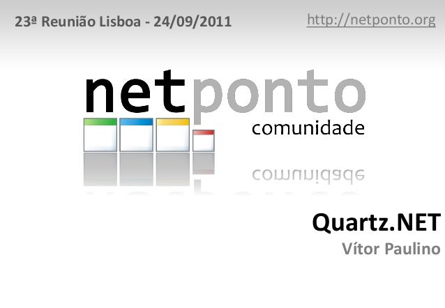 Quartz.NET - Agendamento de Tarefas