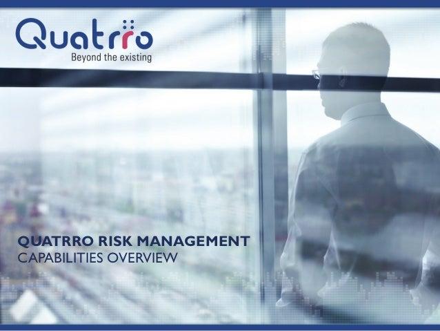 Quatrro Risk Management