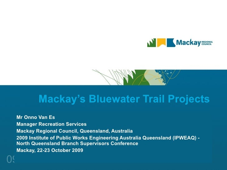 Mackay Bluewater Trail Projects