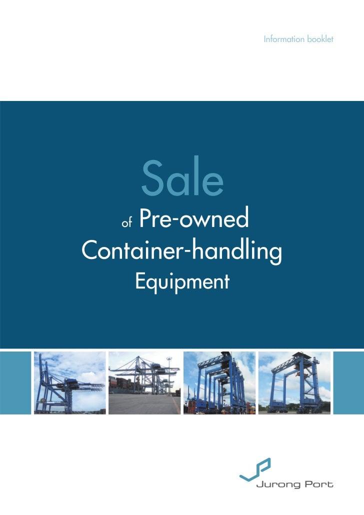 Quay Cranes (brochure)