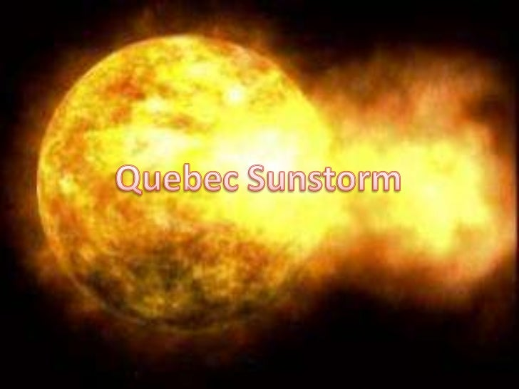 Quebec astronomy project