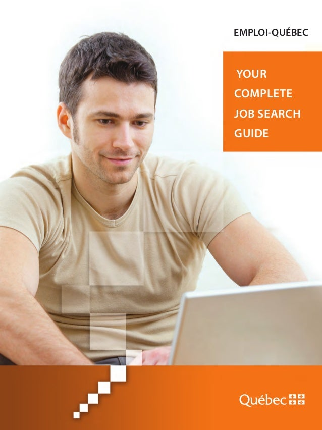 Quebec complete job search guide