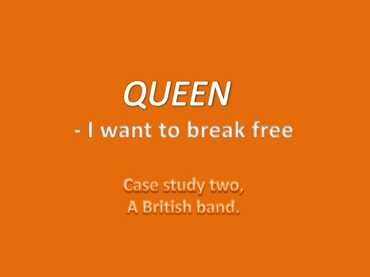 Queen I Want To Break Free Extended Mix