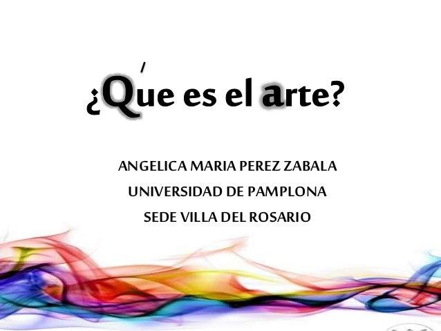 ANGELICA MARIA PEREZZABALA UNIVERSIDADDE PAMPLONA SEDEVILLA DELROSARIO