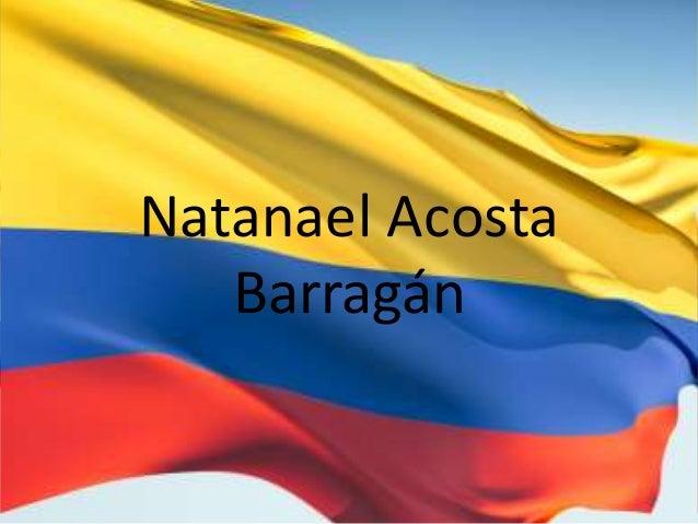 Natanael Acosta Barragán