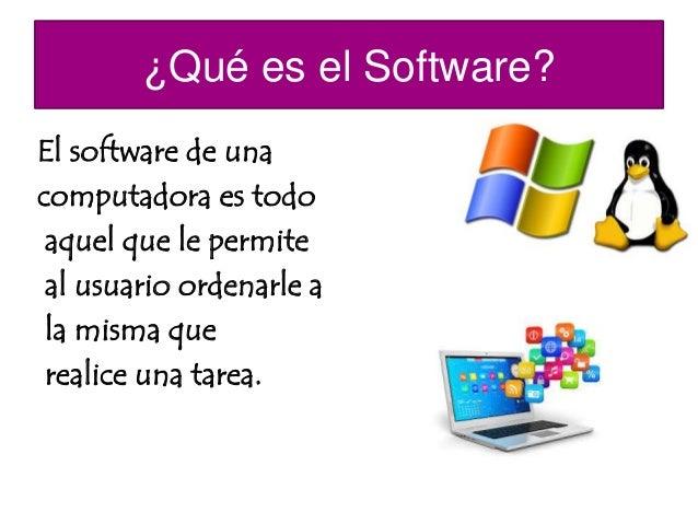 Que Es El Hardware Y Software