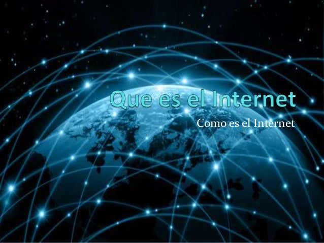 Que es internet - Señales de comercio de petróleo crudo