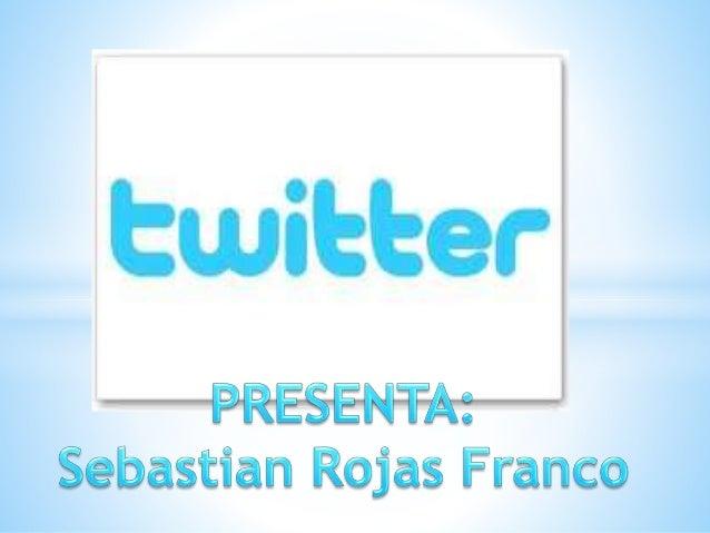 es una aplicación web gratuita de microblogging que reúne las ventajas de los blogs, las redes sociales y la mensajería in...