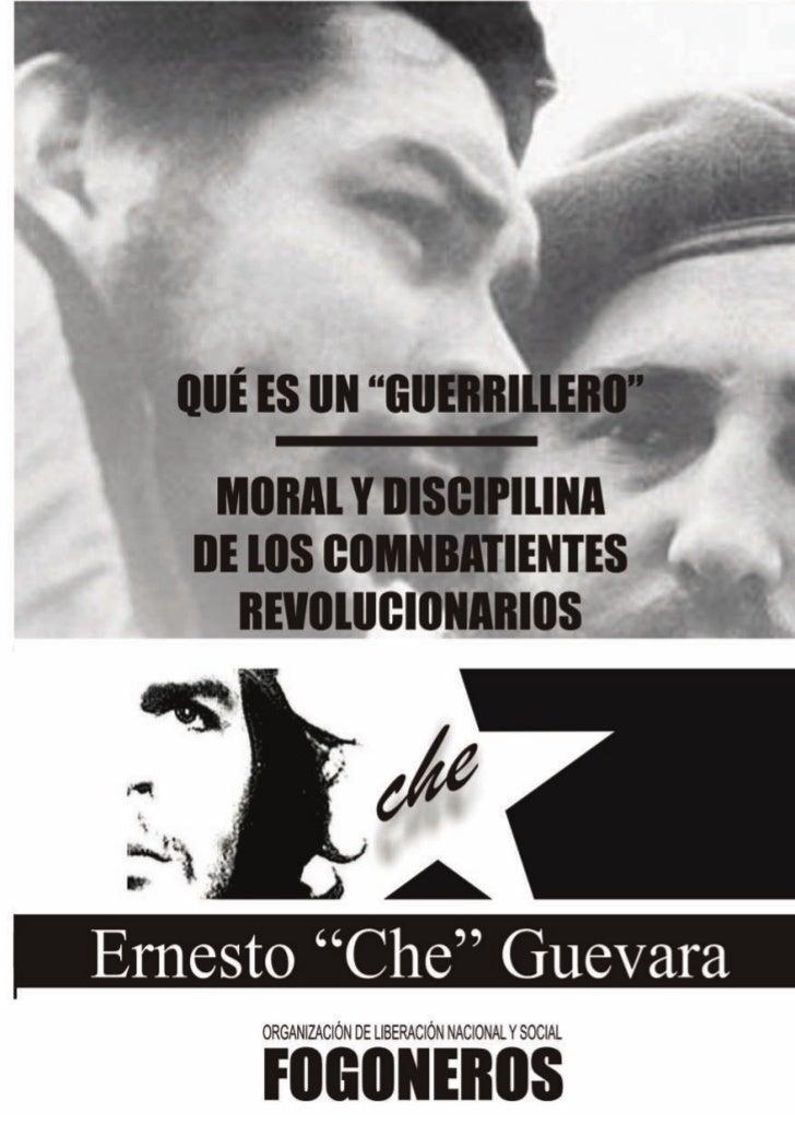 Dos textos extraidos de Escritos y discursos, tomo 1,    Editorial de Ciencias Sociales, La Habana 19724   Moral y discipl...