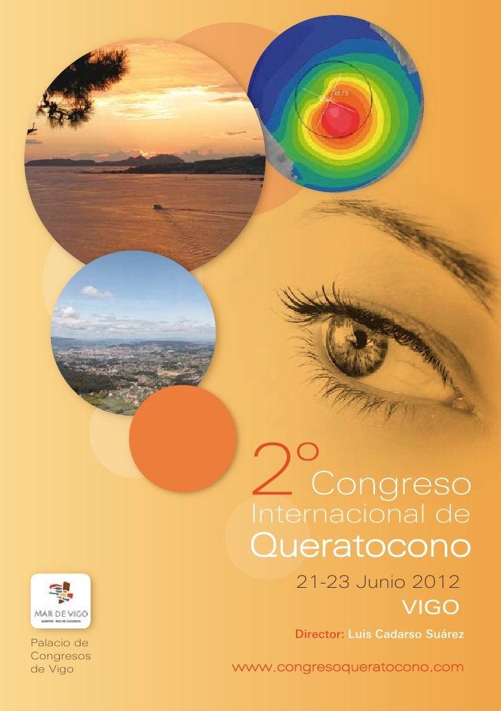 Internacional de                    21-23 Junio 2012                                      VIGO                    Director...