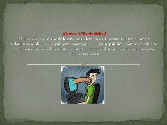  Entre los videos y temáticas más consultadas estuvieron las animaciones  dedicadas a los fenómenos del ciberbullying y e...