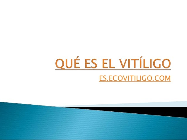 ES.ECOVITILIGO.COM