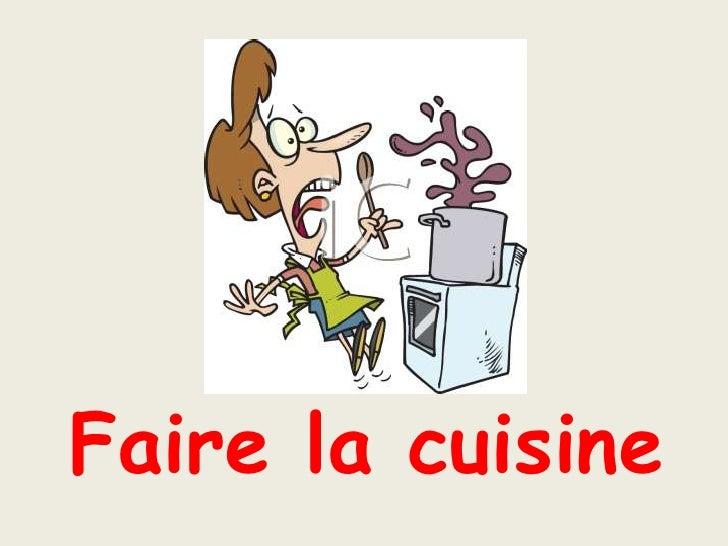 Quest ce que tu aimes faire lesson 1 - Caillou fait la cuisine ...