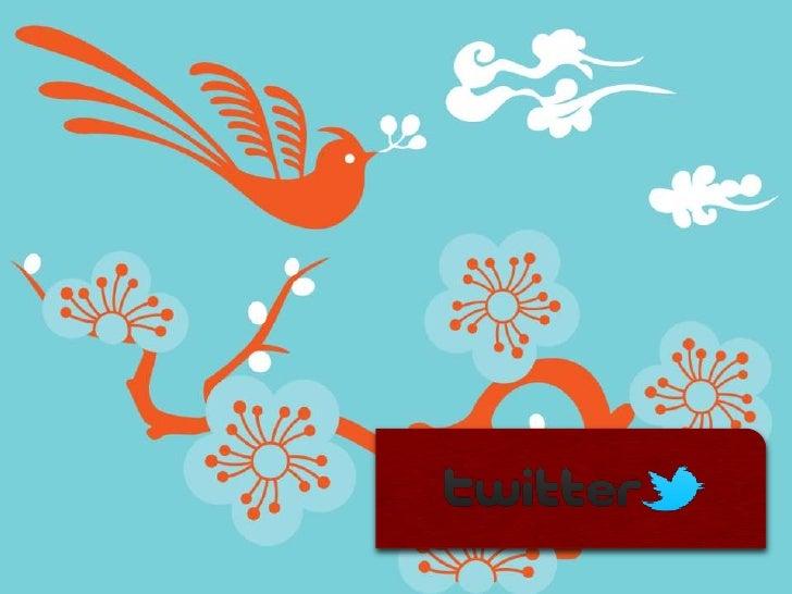 Qu'est ce que twitter ?