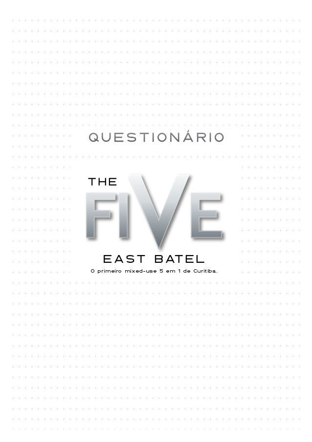The Five East Batel Curitiba - Review by Tecnisa