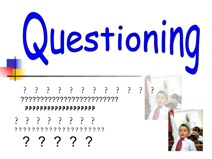 Questioning For Coaching