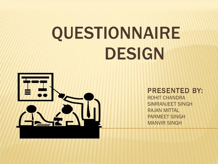 questionnaire design for business research Survey questionnaire design our market research methodologists have a deep understanding of the impact questionnaire design has on completion rates, data quality and respondent positive experience.