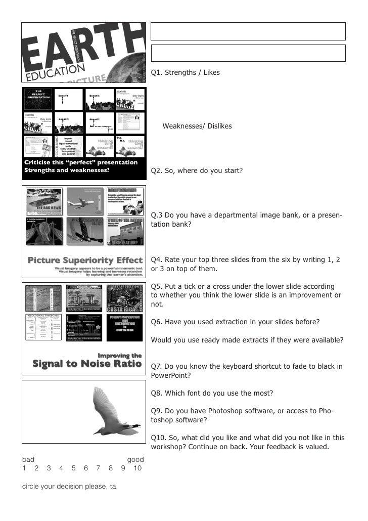 Questionnaire Graphics