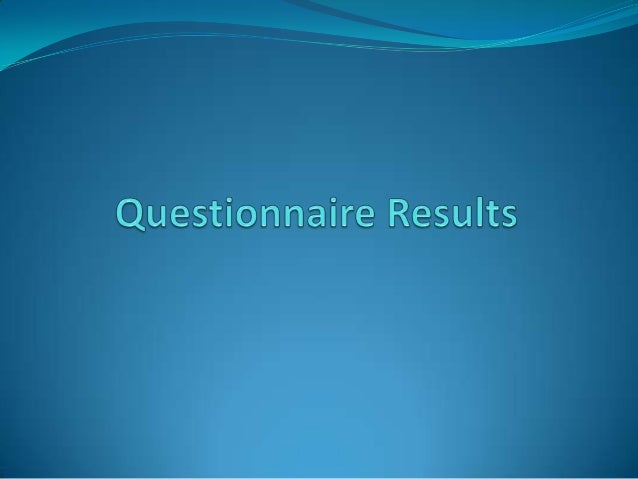Pros and cons of qualitative and quantitative data  Within my questionnaire I used qualitative data  (opinions, feelings ...