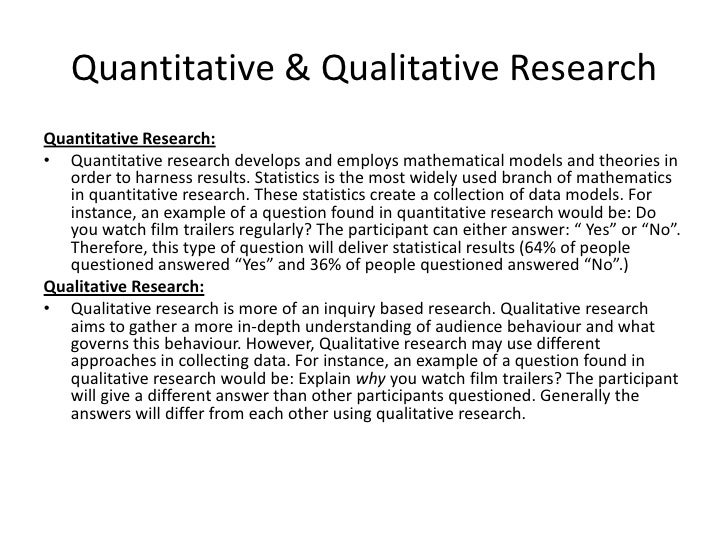 qualitative research questionnaire template Qualitative vs quantitative research questions if you are uncertain about the differences between quantitative and qualitative research and research questions.