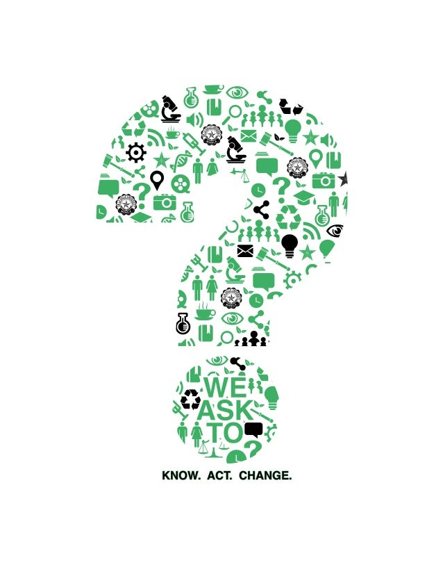 KNOW. ACT. CHANGE.