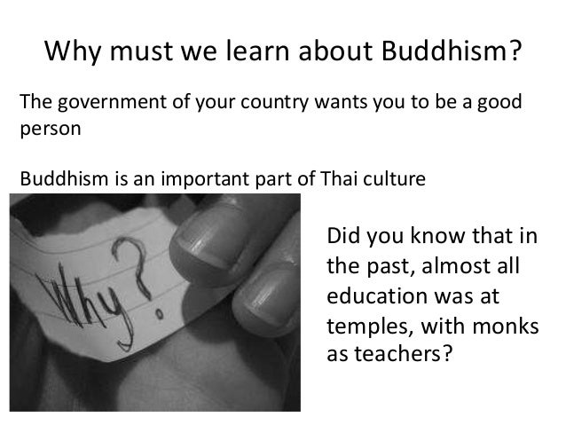 Question's about your religion. (Buddhism)?