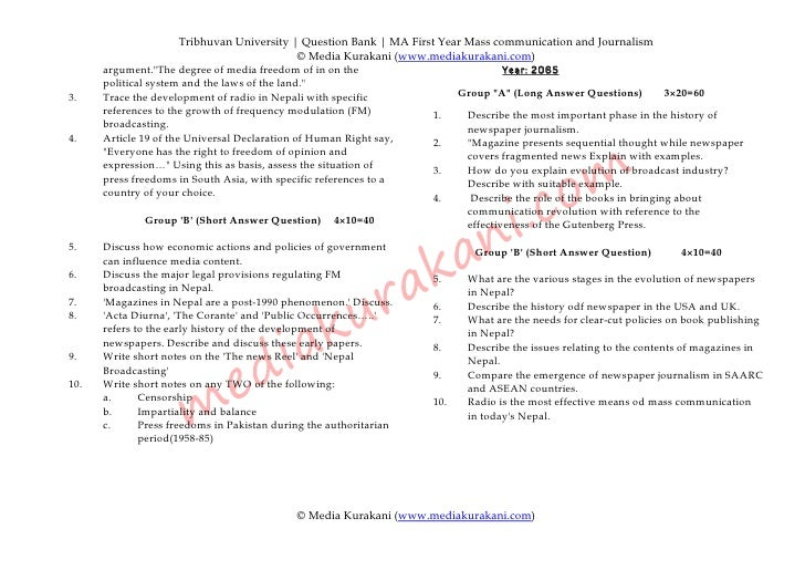 Mass Communication Essay Writing - image 6