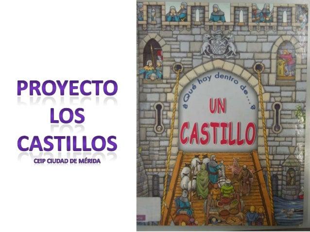 ¿Qué hay dentro de un castillo?