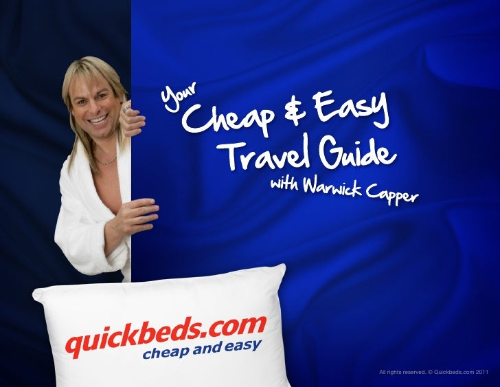 Cheap and Easy Travel Guide to Australia (with AFL legend Warwick Capper)