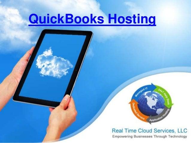 QuickBooks Hosting for sme
