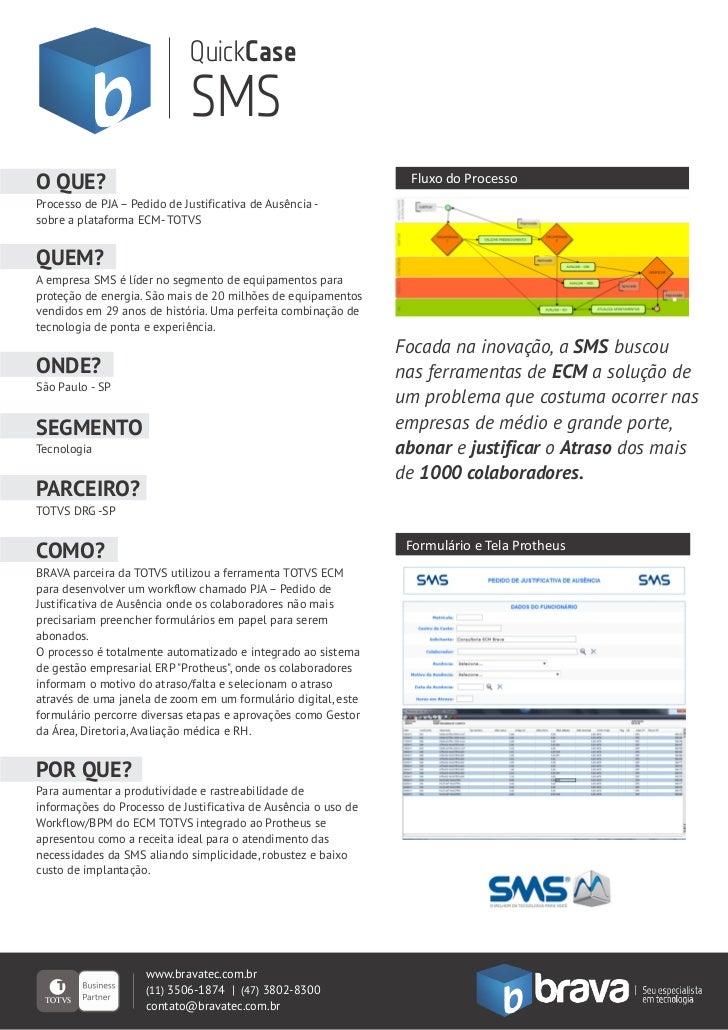 QuickCase                             SMSO QUE?                                                           Fluxo do Process...