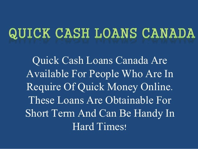 how to get quick cash now