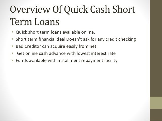 federal funds a short term loan The fed funds rate -- short for federal funds rate -- is the short-term interest rate at which us depository institutions (commercial banks, savings and loan.