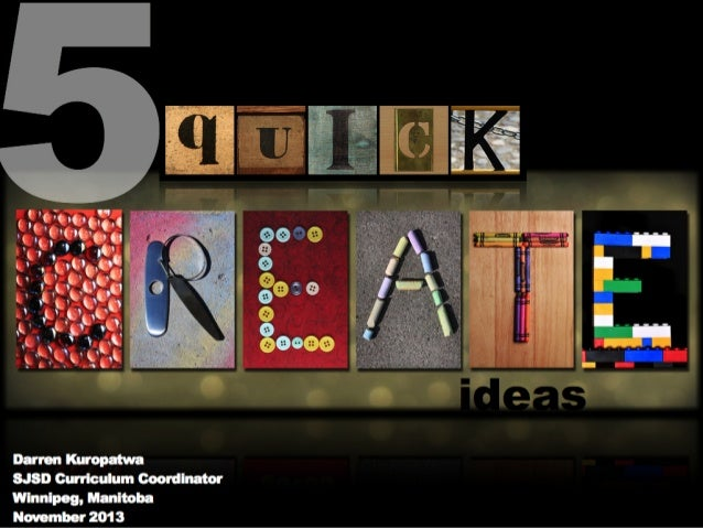 Quick. Create! v2