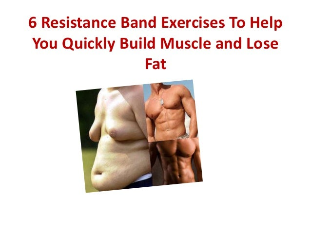 Lose Fat Build Muscle Simultaneously