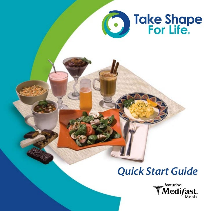 Quick Start Guide          featuring                      Meals
