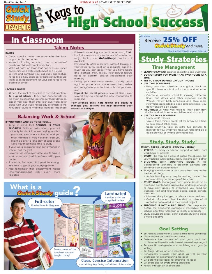 BarCharts, Inc.®                                                  WORLD'S #1 ACADEMIC OUTLINE                             ...