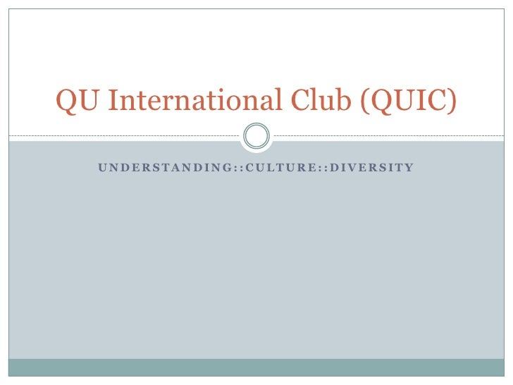 QU International Club Meeting 9/9/2011