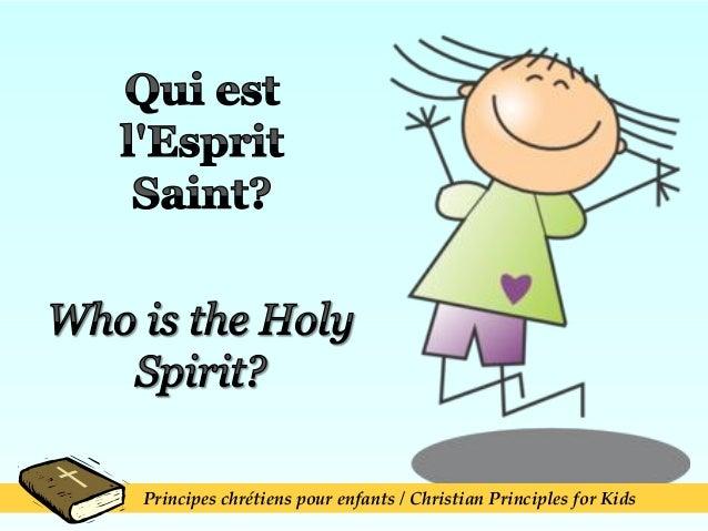 Principes chrétiens pour enfants / Christian Principles for Kids