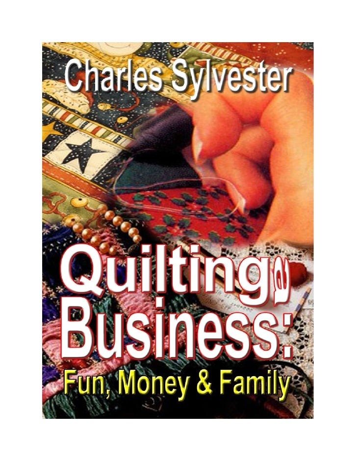 Create Your Masterpiece Quilt, But Sell it When Youre Donehttp://www.amazon.com/dp/B005RGHUAK======================This eB...