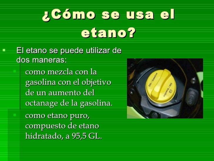 Como criar la gasolina para el motor
