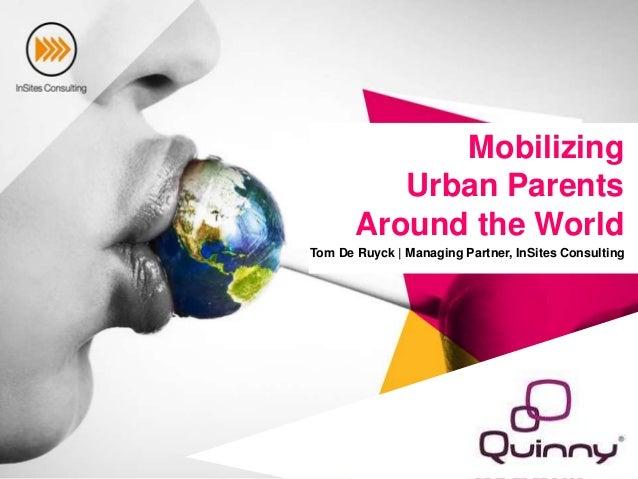 Quinny 'Urban Parents Community' Case