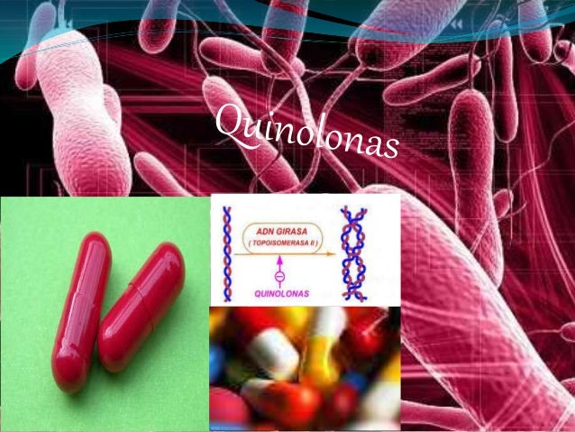 En 1962 se otbuvo el acido nalidixico, años despues se desarrolan:  Acido pipemidico  Acido oxolonico  Acido piromidico